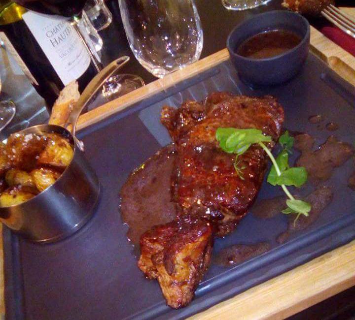 notre établissement de Magny-en-Vexin pour votre repas est l'assurance d'apprécier des viandes d'exception dans chacun de vos plats